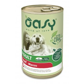 Oasy Wet Dog Lifestage umido cane lattina