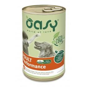 Oasy Wet Dog Lifestage umido cane lattina