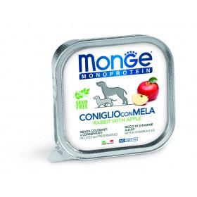 Monge Monoproteico cane con frutta