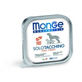 Monge Monoproteico per cani 100%