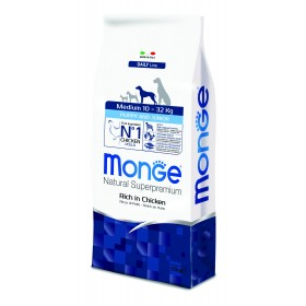 Monge Natural Superpremium Medium