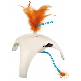 Feather Spinner in plastica