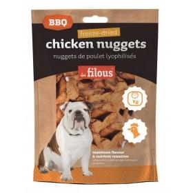 Nuggets di pollo liofilizzati BBQ