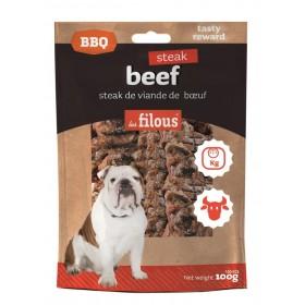 Bistecche di Manzo BBQ per Cani