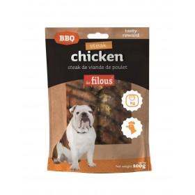 Cotolette di Pollo BBQ per Cani