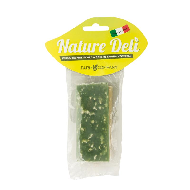 NatureDelì Crackers alle farine vegetali senza OGM