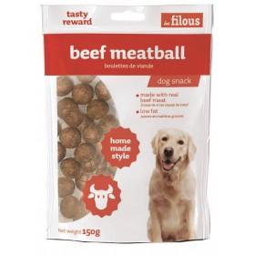 Polpette di Manzo per Cani