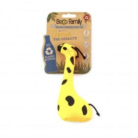 Gioco Cane in stoffa Beco con squeaker George La Giraffa