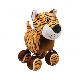 Kong Peluche Tigre con palle da tennis