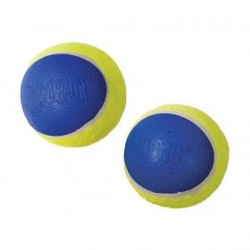Kong Ultra Squeaker Tennis Ball 2 pz
