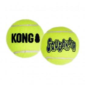 Kong Squeaker Tennis Ball 2 pz.