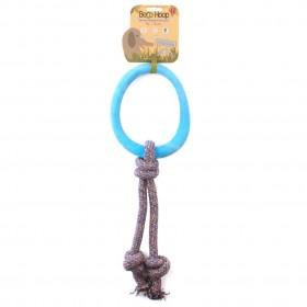 Gioco Anello con corda in gomma naturale Beco