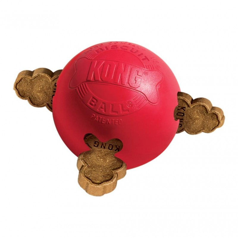 Kong Biscuit Ball porta snack