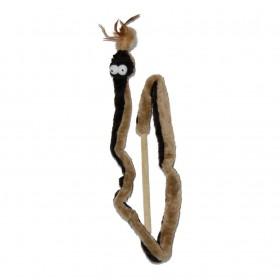 Kong Bacchetta Gatto Cat Teaser Snake Ass