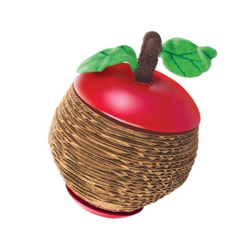 Kong Scratch Tiragraffi a mela con catnip