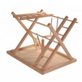 Spazio gioco in legno