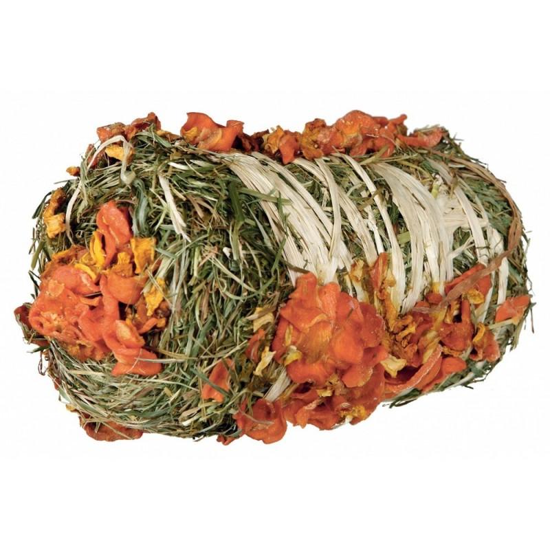 Balla di fieno con zucca e carota PURE NATURE