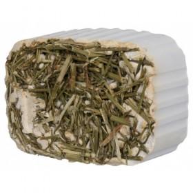 Pietra con erba medica