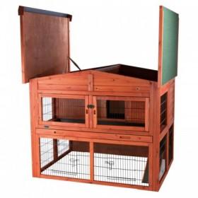 Casetta XL da esterno con recinto