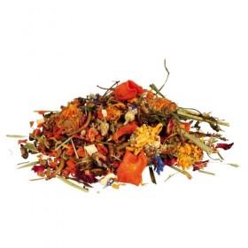Mix di alimenti naturali per draghi barbuti