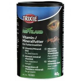 Integratore di vitamine e minerali per gli insetti