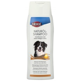 Shampoo all'olio naturale