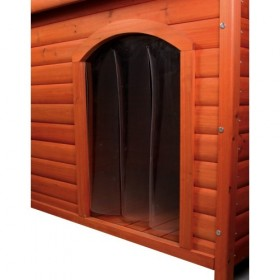 Porta in plastica per casette Cottage & Lodge