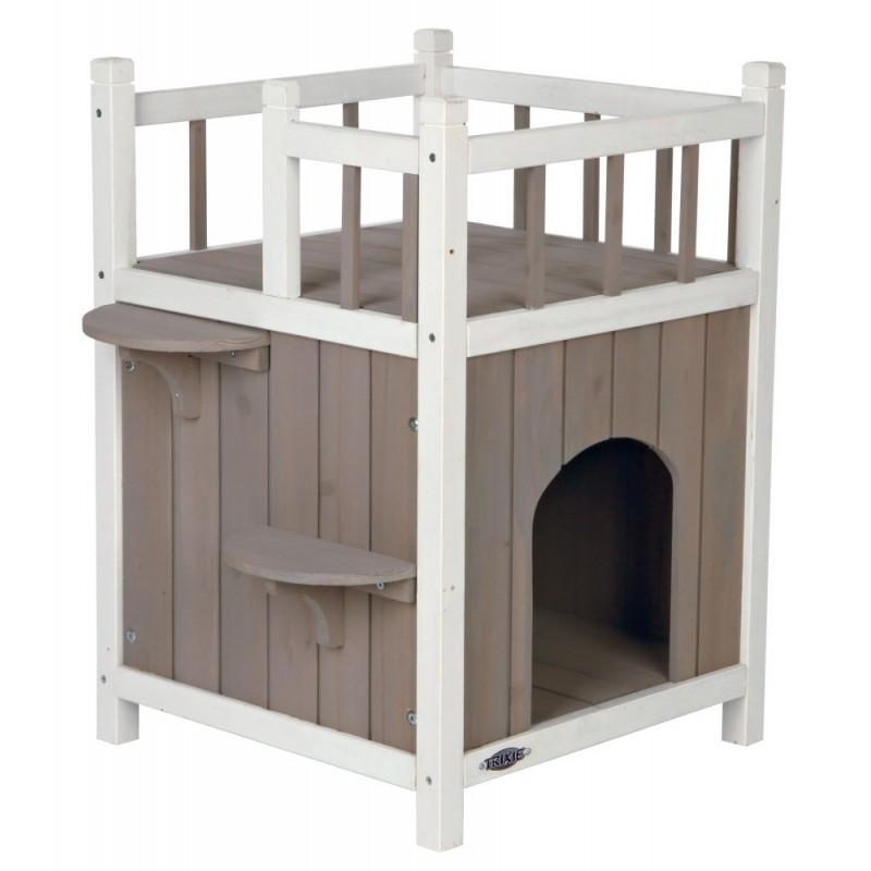 Cat's Home natura con balcone