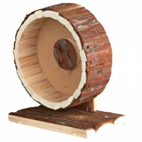 Ruota Natural Living in legno
