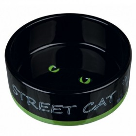 Ciotola in ceramica Street Cat