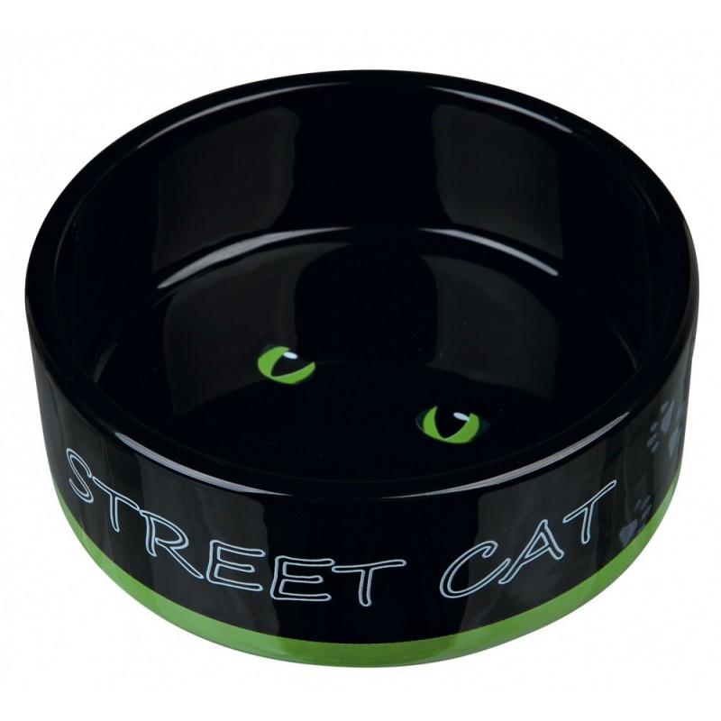 Ciotola in ceramica Street Cat