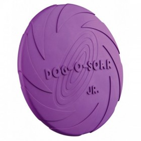 Dog Disc in gomma naturale,...