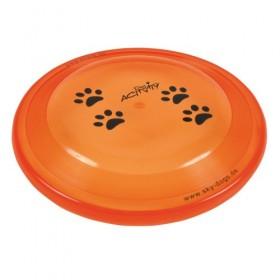 Dog Disc in plastica