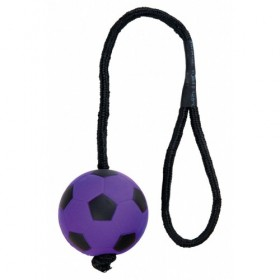 Assortimento di palle sport con corda, in gommapiuma, galleggianti