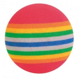 Set di palline arcobaleno in spugna