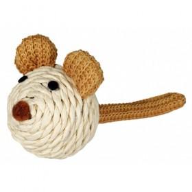 Topolino con filo di cotone