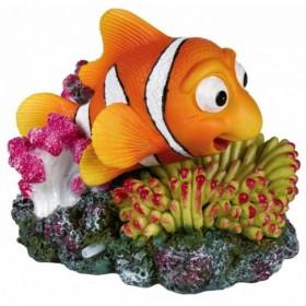 Pesce pagliaccio con pompa...