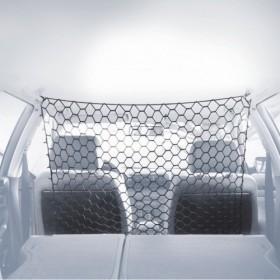 Divisorio in rete per automobile
